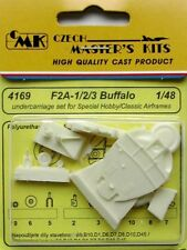 CMK 1/48 F2A-1/2/3 Buffalo Undercarriage Set  - Classic Airframe / Special Hobby