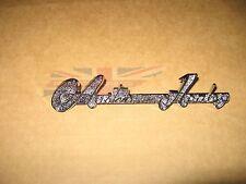 New Rear Motif Badge  for Austin Healey 3000 100-6 100 Chromed Metal