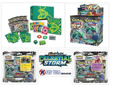 Pokemon Celestial Storm ULTIMATE TRAINER KIT Booster Box +Elite+Blisters PRESALE