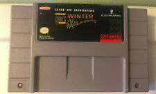 Tommy Moe'S Winter Extreme: Skiing & Snowboarding for Super Nintendo