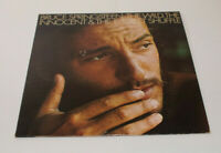 BRUCE SPRINGSTEEN The Wild, The Innocent & The E Street Shuffle COLUMBIA LP VG+