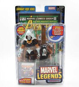 ToyBiz - Marvel Legends Legendary Rider Series - Taskmaster Action Figure