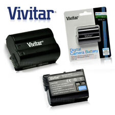 Battery VIVITAR EN-EL15 2500mAh for for Nikon Cameras D800/800E
