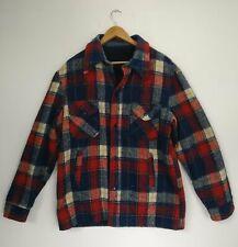 Wrangler lumberjack vintage jacket 1980s L