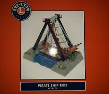 LIONEL OPERATING PIRATE SHIP RIDE ACCESSORY 6-14171 NEW CARNIVAL FOR MTH LEMAX