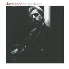 David Poe – The Late Album