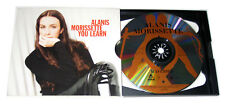 CD Alanis Morissette - You Learn [Single] (1996 Reprise) Oughta Know Live Grammy