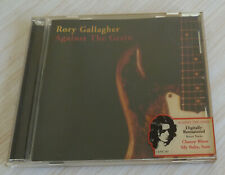 CD AGAINST THE GRAIN RORY GALLAGHER VERSION 12 TITRES 1999 DIGITALLY REMASTERED