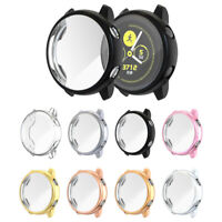 Cover Film Bumper Full Coverage Watch TPU Case For Samsung Galaxy Watch Active