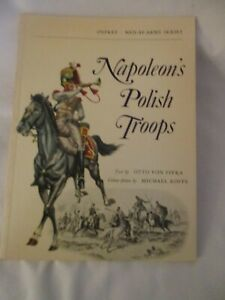 Osprey Men at Arms. Napoleon's polish troops