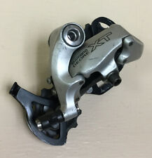 SHIMANO XT LONG CAGE REAR DERAILLEUR M750 MEDIUM CAGE 7, 8 OR 9 SPEED