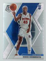 2019-20 Panini Mosaic Sekou Doumbouya Rookie RC #243, Detroit Pistons