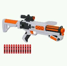 Star Wars Nerf Episode VII First Order Stormtrooper Deluxe Blaster - Box damage