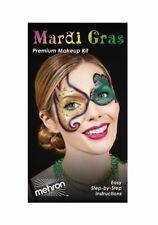 Mehron Mardi Gras Masquerade Costume/Makeup Character Kit