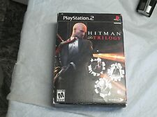 Hitman Trilogy (PlayStation 2, PS2) complete