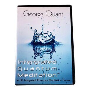 Rare George Quant | Integrated Quantum (Transcendental) Meditation | 4 CD Course