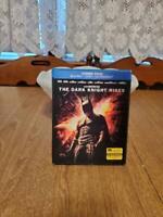 The Dark Knight Rises (Blu-ray Disc, 2012, 3-Disc Set, Lenticular Slipcover