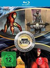 Marvel Knights Box (OMU) 4 Filme - 4 Blu-ray's/NEU/OVP