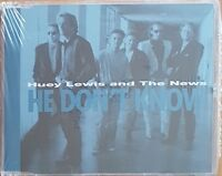 Huey Lewis & The News – He Don't Know [ CD MAXI NEUF ]