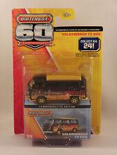 Matchbox 2013 60th Anniversary #16 Volkswagen T2 Bus  MOC
