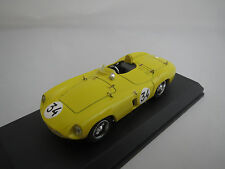 "BEST  Ferrari  750  Monza  #34  ""SPA 55""  (gelb)  1:43  in OVP !"