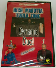 Rich Marotta & Twila Zone Dynamic Duo! :: NEW DVD
