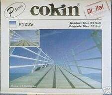 Genuine New Cokin P Dark Blue Graduated Filters No P123S Also Fits Kood