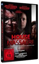 House Massacre -- Horror -- DVD