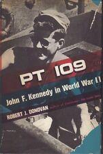 PT 109 John F Kennedy in World War II Book by Robert Donovan