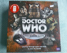 Brand new, BBC Doctor Who DVD Board Game 50 Year Celebration Version