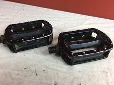 BMX Old School SR CUSTOM M Pedals 9/16 MP 464  Sugino Redline Suntour