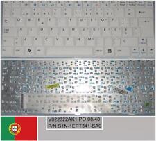 Clavier Qwerty PO Portugais MSI U100 U110 Akoya E1210 V022322AK1 S1N-1EPT341-SA0