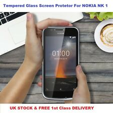 100% Genuine Nokia NK 1 Tempered Glass Film Screen Protector 9H NEW