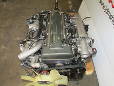 JDM 93-98 Toyota Supra 2jz gte Rear Sump Engine V160 6 Speed Getrag Transmission