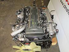 JDM 93-98 Toyota Supra 2jz gte Rear Sump Engine V160 6 Speed Getrag Transmission