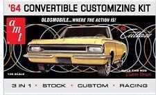 AMT 1200 1964 OLDSMOBILE CUTLASS F-85 CONVERTIBLE 1/25 Model car kit PRE SALE!!