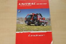 157902) Lindner Unitrac 82 92 102 Prospekt 01/2011