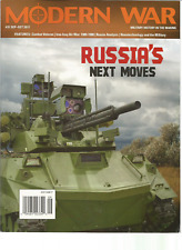 MODERN WAR MAGAZINE #31 SEP/OCT 2017, RUSSIA'S NEXT MOVES (Only Magazine).