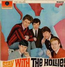 The Hollies(1st Issue Vinyl LP)Stay With The Hollies-Parlophone-PMC 122-VG/Ex-