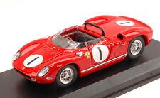 Ferrari 250 P #1 2nd 500 Km Bridgehampton 1963 P. Rodriguez 1:43 Model 0329