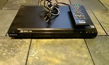 Sony DVP-SR200P DVD Player (Clean and Tested) w/ Remote