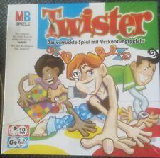 Twister Spiel mit Verknotungsgefahr MB spiele Hasbro