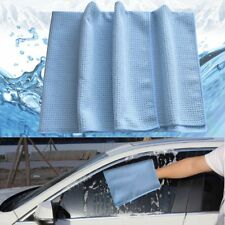 60*80cm Soft Care Auto Waffle Weave Cleaning Absorbent Car Drying Towel