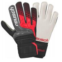 Reusch Prisma SD Mens Goalkeeper Goalie Glove Black/Red - 11