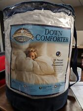 Pacific Coast Down Comforter Queen Size - Customer Return
