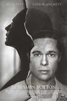Curious Case of Benjamin Button Double Sided Original Movie Poster 27x40 inches