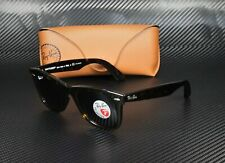 RAY BAN RB2140 902 58 Tortoise Crystal Green Polarized 50 mm Unisex Sunglasses