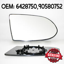 Right Side E-marked Wing Mirror Heated & Base For Opel Vauxhall Zafira A MK1 New