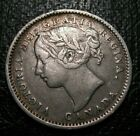 OLD CANADIAN COINS HIGHGRADE 1896 CANADA TEN CENTS  BEAUTY 10 c