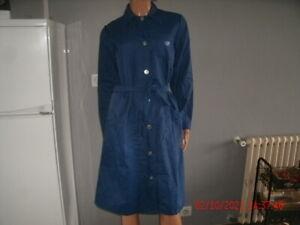 blouse nylon nylon kittel nylon overall VANESSA T38